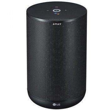Altavoz inteligente Bluetooth LG WK7 Negro