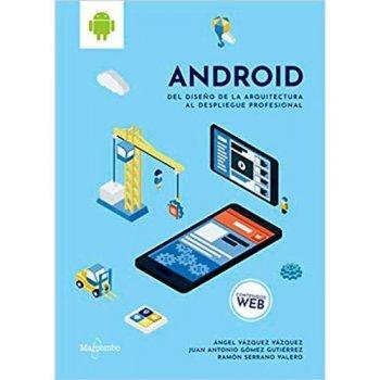 Android del diseño de la arquitectu