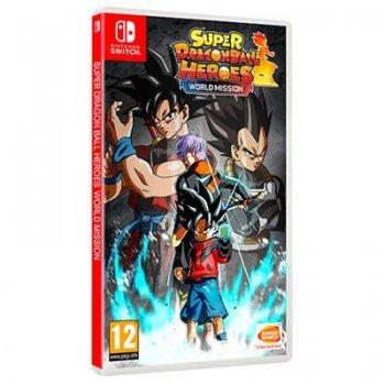 Super Dragon Ball Heroes Nintendo Switch