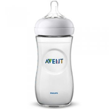 Biberón natural Philips Avent SCF036/17 330 ml 6 meses