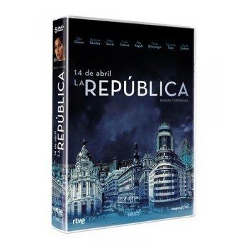 14 de Abril. La República - Temporada 1 - DVD