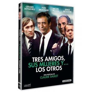 Tres amigos, sus mujeres y? los otros - DVD