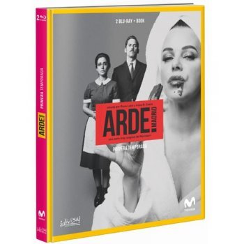 Arde Madrid - Temporada 1 - Ed Digibook Blu-Ray