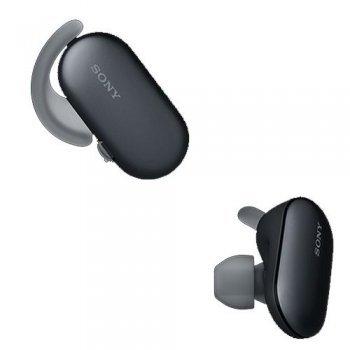 Auriculares Bluetooth Sony WFSP900B Negro