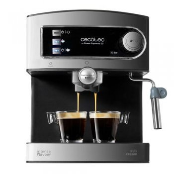 Cafetera Expresso Cecotec Power Espresso 20