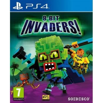 8-Bit Invaders - PS4