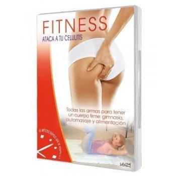 Fitness: Ataca a tu celulitis  - DVD