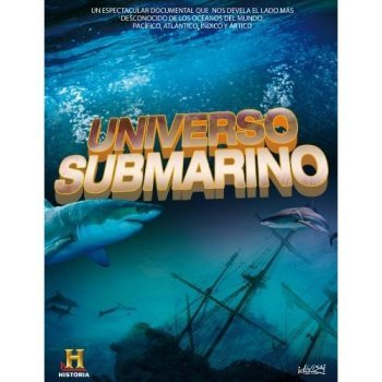 Universo submarino -Blu-Ray