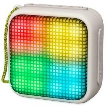 Altavoz Bluetooth Energy Sistem Beatbox 2+ Lightcube Granite