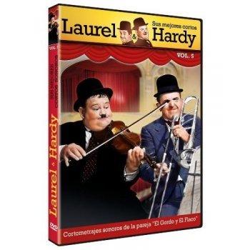 Laurel & Hardy Sus Mejores Cortos Vol. 5 - DVD