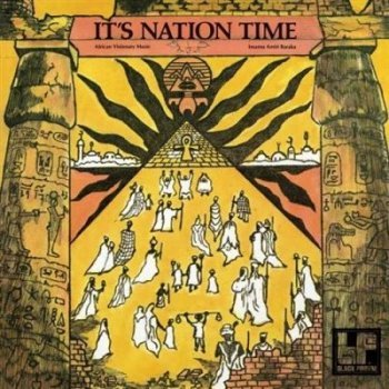 It's Nation Time - African Visionary Music - Vinilo