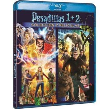 Pack Pesadillas 1-2 - Blu-Ray