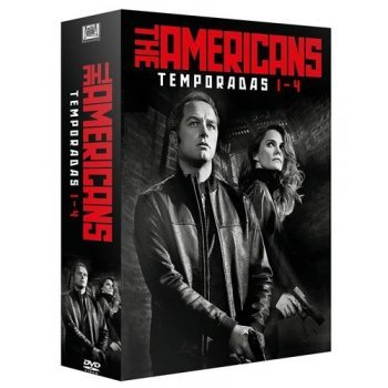 The Americans - Temporadas 1-4 - DVD