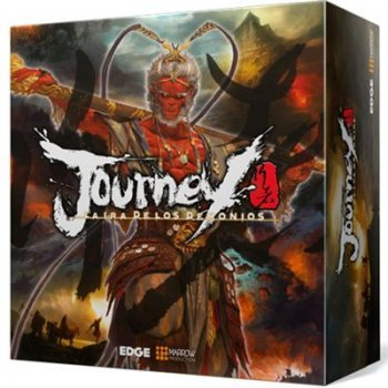 Journey-la ira de los demonios-tabl