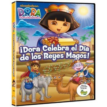 Dora la exploradora: Dora celebra el día de los Reyes Magos