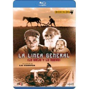 La línea general (Lo viejo y lo nuevo) (Formato Blu-Ray)