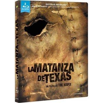 La matanza de Texas (Formato Blu-Ray) Edición 40 aniversario