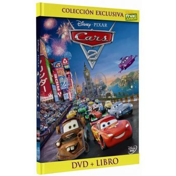 Cars 2 + Libro - Exclusiva Fnac