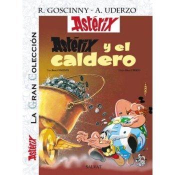 Astérix 13 El caldero mágico. La gran colección