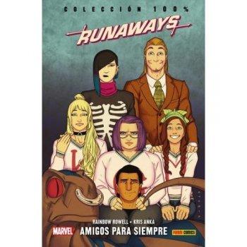 100% Marvel HC. Runaways 2 Amigos para siempre