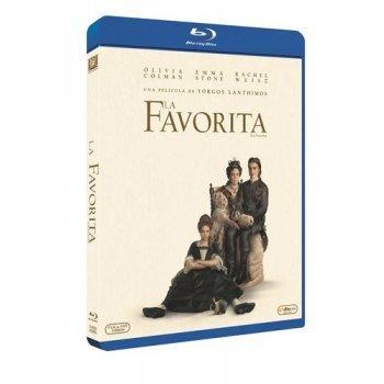 La favorita - Blu-Ray