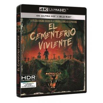 Cementerio Viviente (Pet Sematary) - UHD + Blu-Ray