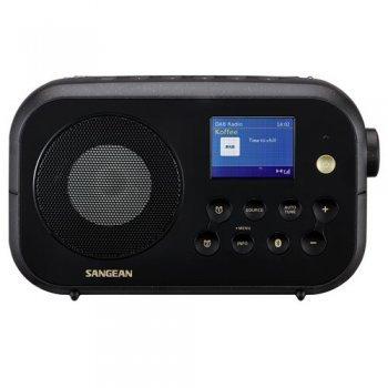 Radio Bluetooth Sangean DPR-42BT DAB+ Negro