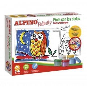 Alpino activity - Pinto con el dedo