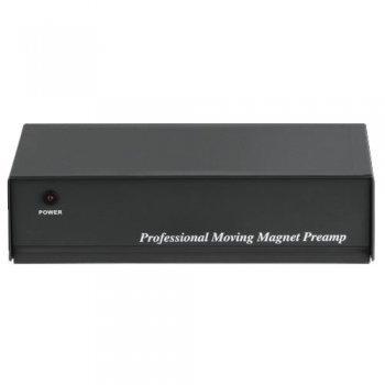 Preamplificador de phono estéreo Hama PA506