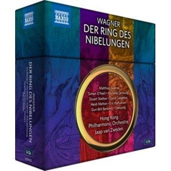 Der ring des.. -box set-