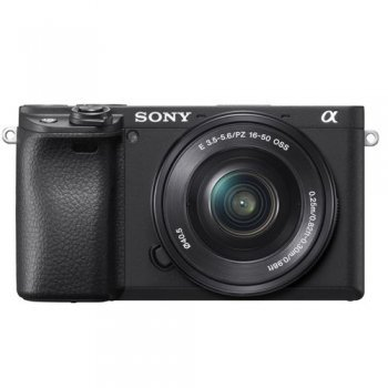 Cámara EVIL Sony ILCE-6400M + 16-50 mm