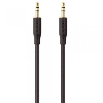 Cable de audio Belkin 3.5mm 1 m