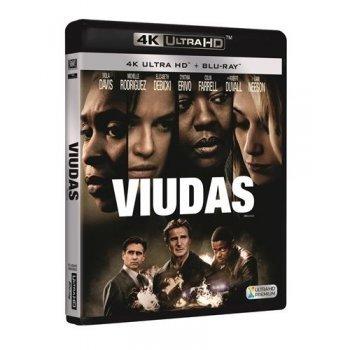 Viudas - UHD + Blu-Ray
