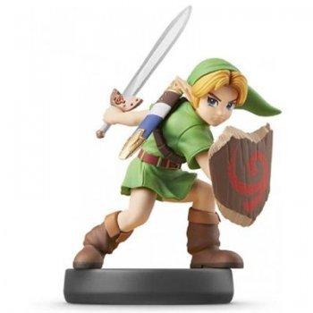 Figura Amiibo Young Link - Colección Super Smash Bros
