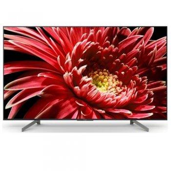 TV LED 55'' Sony Bravia KD-55XG8596 4K UHD HDR Smart TV Negro
