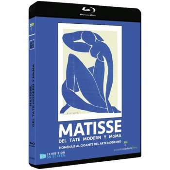 Matisse, del Tate Modern y MoMA -Blu-Ray