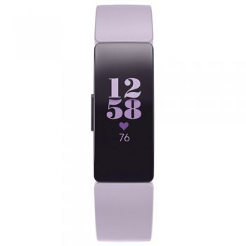 Smartband Fitbit Inspire HR Lila