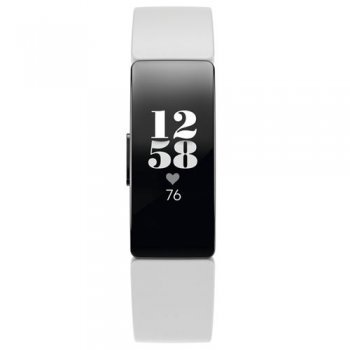Smartband Fitbit Inspire HR Blanco
