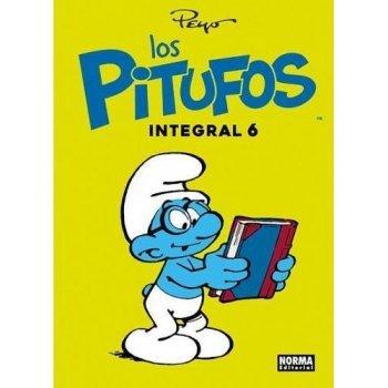 Los pitufos Integral 6