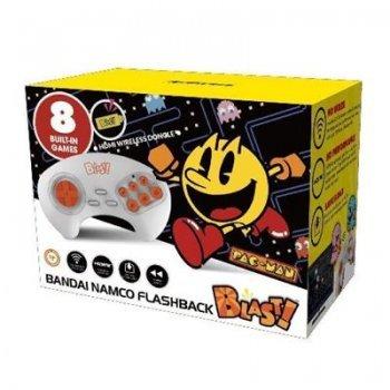 Consola Retro Blast: Pac-Man - 8 juegos