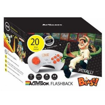 Consola Retro Blast: Pitfall! - 20 juegos