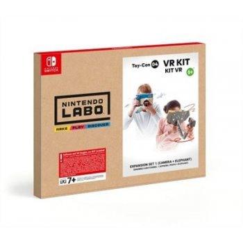 Labo: Kit de VR ? Set de expansión 1 - Nintendo Switch
