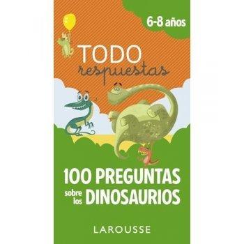 100 preguntas sobre los dinosaurios
