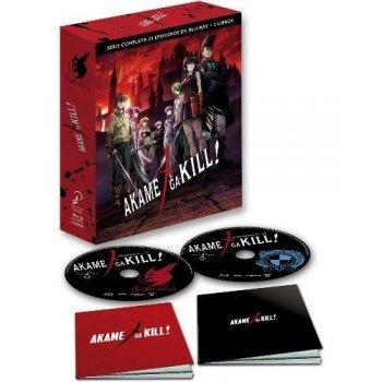 Akame Ga Kill! - Serie Completa - Blu-Ray