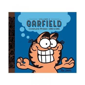 Garfield complete works 2 1980 1981