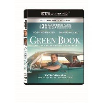 Green Book - UHD + Blu-Ray