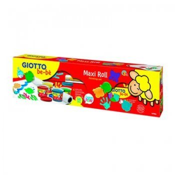 Giotto beb-maxi roll painting set01