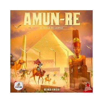 Amun-re-juego de cartas