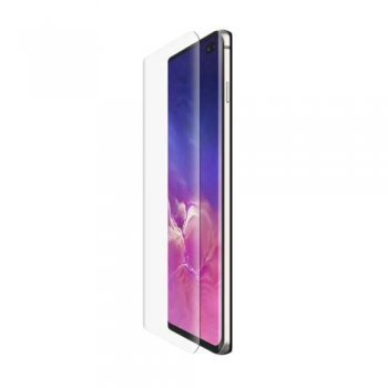 Protector de pantalla Belkin Screenforde InvisiGlass Curve para Samsung Galaxy S10+