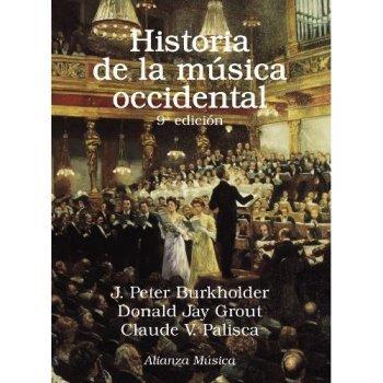 Historia de la musica occidental